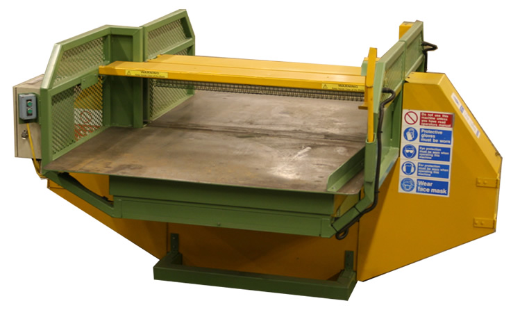 Pallet Recycling Band Saw